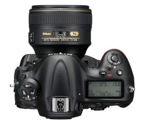 Зеркальная фотокамера D4S от Nikon 4