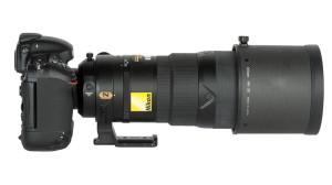 Зеркальная фотокамера D4S от Nikon 5