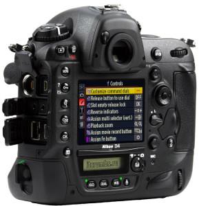 Зеркальная фотокамера D4S от Nikon 6