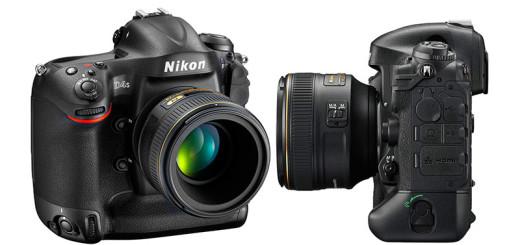 Зеркальная фотокамера Nikon D4S. Обзор характеристик