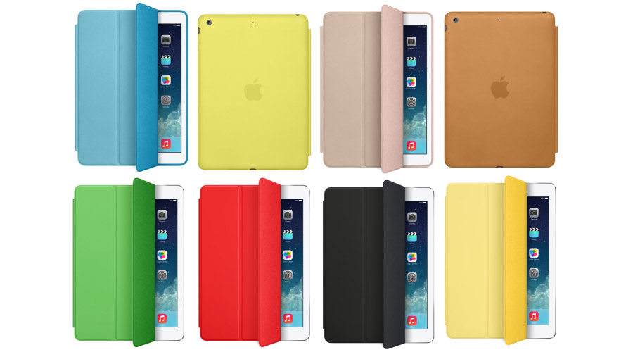 Чехлы для ipad air smart case и iPad mini 2