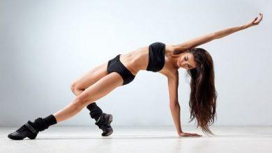 Как быть a форме или просто держать свое тело в тонусе