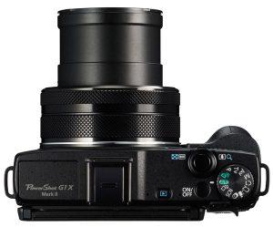 Цифровая камера Canon PowerShot G1 X Mark II 2