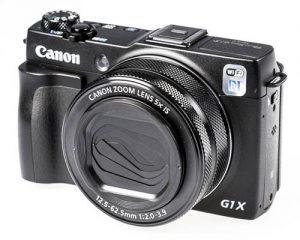Цифровая камера Canon PowerShot G1 X Mark II