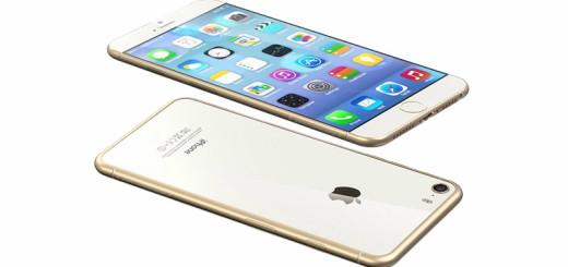 Нестандартное разрешение экрана iPhone 6