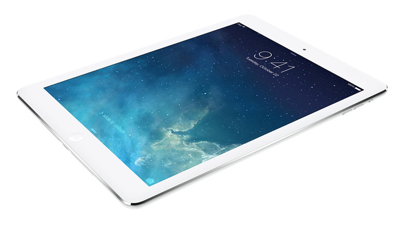 Планшет iPad Air. Обзор и характеристики.
