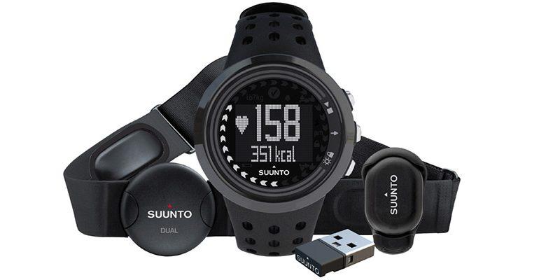 Спортивные часы Suunto m5 all black