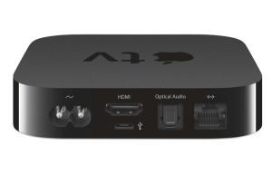 ТВ приставка Apple TV 4