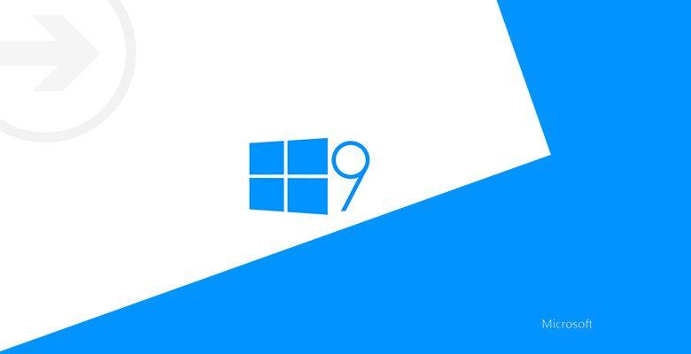 Windows 9 будет представлен 30 сентября