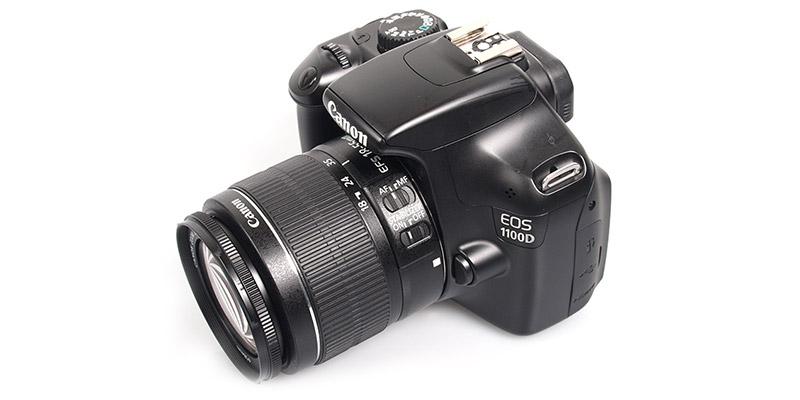 Зеркальный фотоаппарат и все его режимы съемки