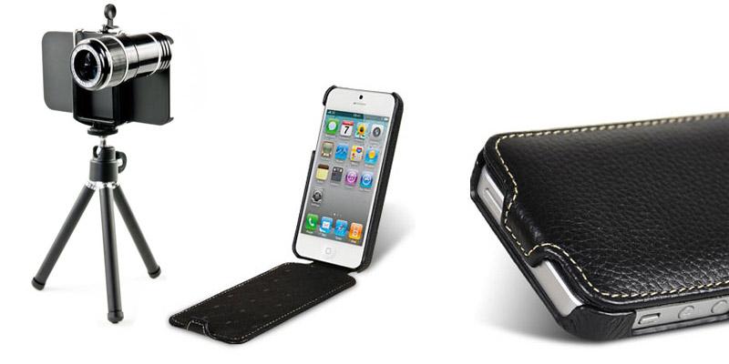 чехлы и игрушки для iPhone 5/5s/6, iPad и iPod
