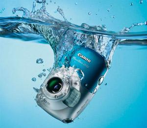 Подводные цифровые фотоаппараты 2
