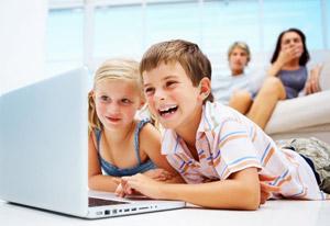 Детские онлайн игры и высокие технологии