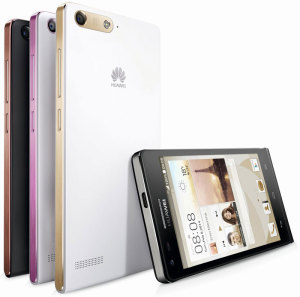 Смартфон Huawei P7 (Ascend). Обзор характеристик