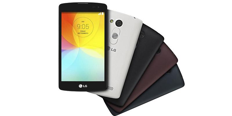 Смартфон LG L Fino. Основные характеристики