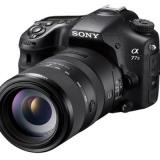 Цифровой зеркальный фотоаппарат Sony α77 II