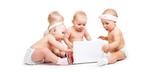 Высокие технологии и дочки – матери
