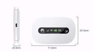 Самый компактный 3G роутер Huawei E5220 2