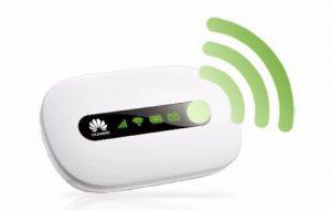 Самый компактный 3G роутер Huawei E5220 3