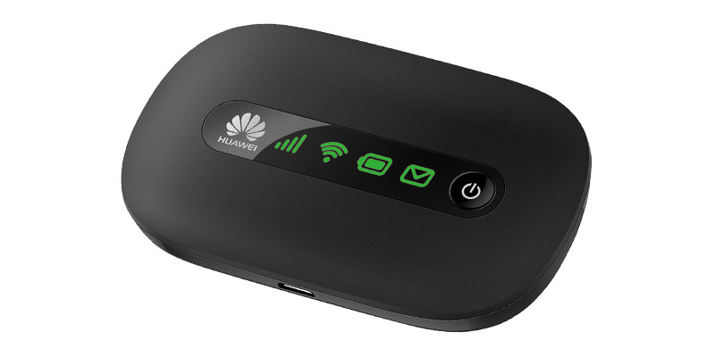 Самый компактный 3G роутер Huawei E5220