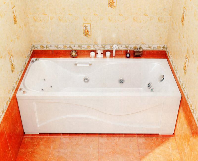 Акриловые ванны Triton для российских ванных комнат. 3