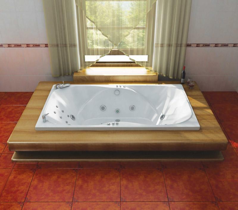 Акриловые ванны Triton для российских ванных комнат. 2