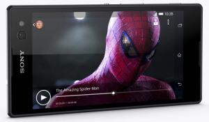 Изящный стиль Sony Xperia C3