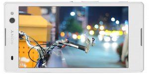 Качественные фотографии Sony Xperia C3