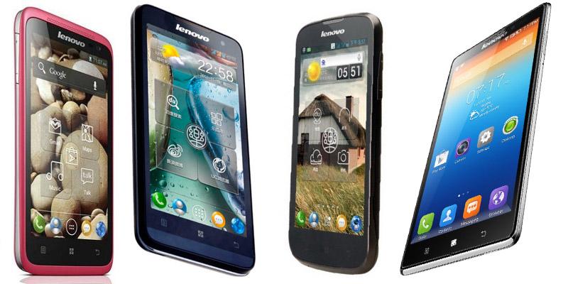 Как выбрать смартфон Lenovo?