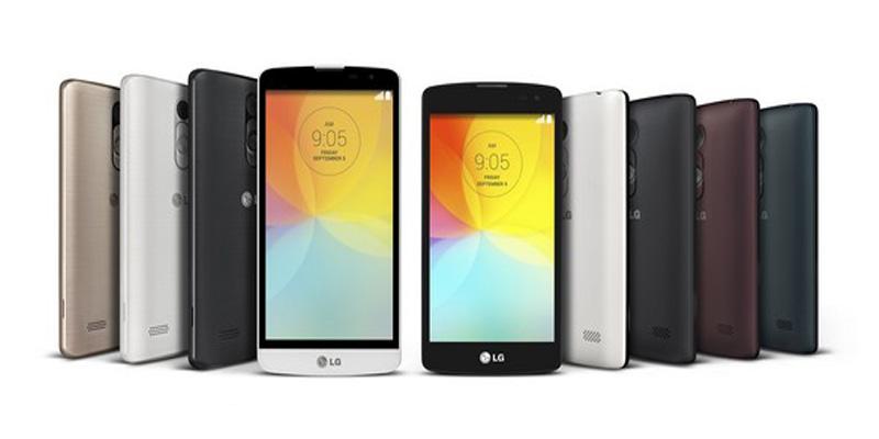 Как выбрать смартфон от LG
