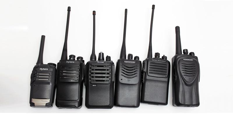 Носимые радиостанции и их виды