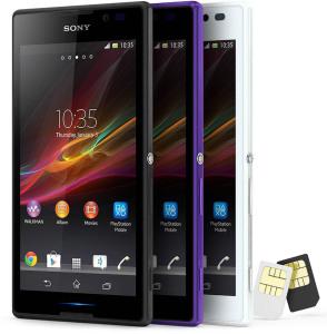 Поддержка двух SIM-карт на Sony Xperia C3