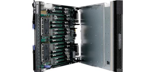Сервер - лезвие IBM HX5 BladeCenter