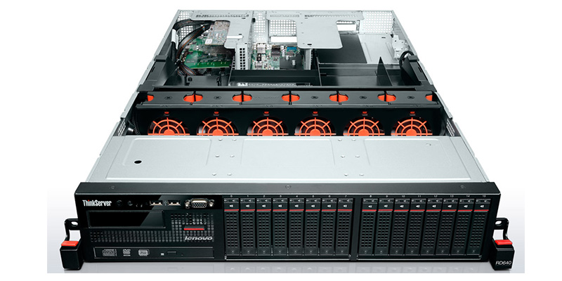 Серверы Lenovo ThinkServer