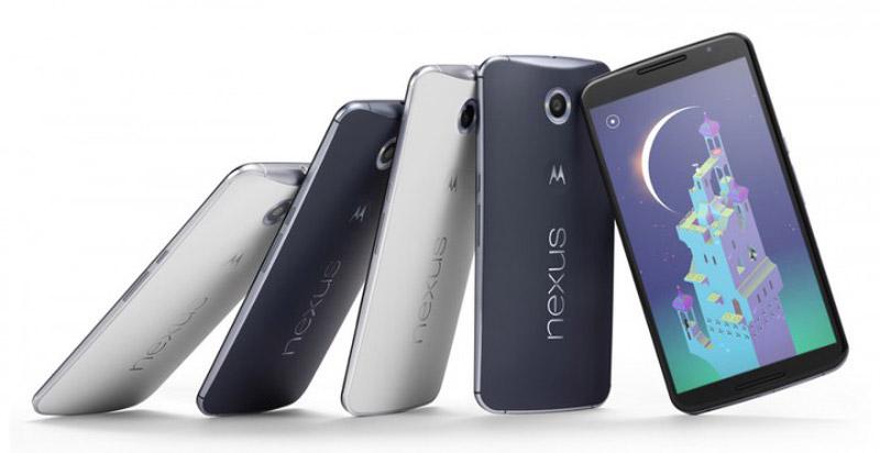 Смартфон Nexus 6 – сладкая конфетка Lollipop 2