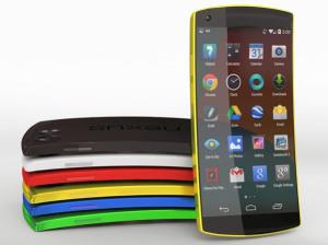 Смартфон Nexus 6 – сладкая конфетка Lollipop