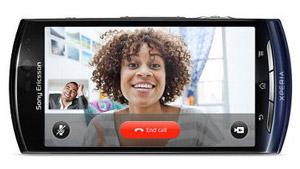 видеозвонки Sony Xperia C3