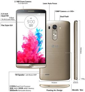 Обзор и технические характеристики LG L Bello 2