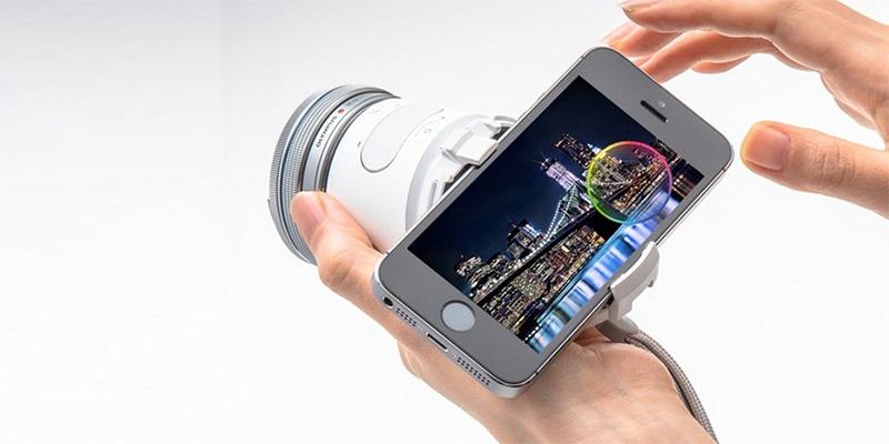 Как улучшить качество мобильных фотографий?