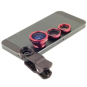 Объектив универсальный Samsung Galaxy, HTC Universal Clip Lens