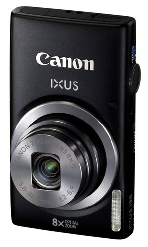 Фотоаппарат Canon Ixus 135 Wi-Fi 2
