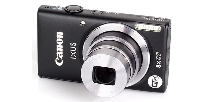 Фотоаппарат Canon Ixus 135 Wi-Fi