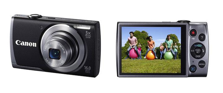 Фотоаппарат Canon PowerShot A3500 IS WiFi 2