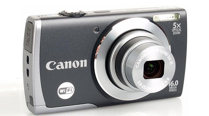 Фотоаппарат Canon PowerShot A3500 IS WiFi