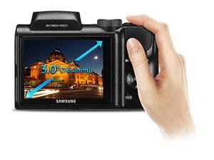 Фотоаппарат Samsung WB1100. Обзор характеристик.3