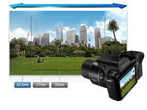 Фотоаппарат Samsung WB1100. Обзор характеристик. 4
