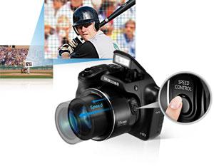 Фотоаппарат Samsung WB1100. Обзор характеристик.