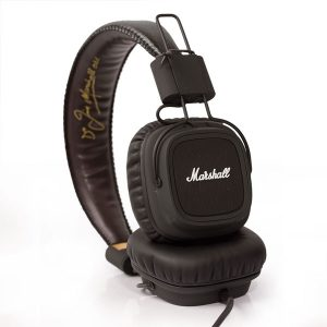 Гарнитура Marshall Headphones Major Black