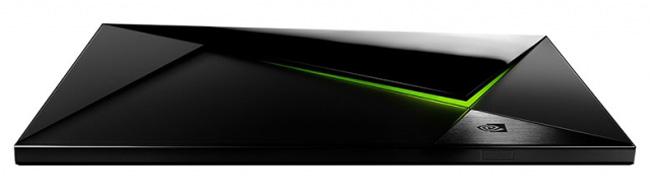 Игровая консоль Nvidia Shield Android TV