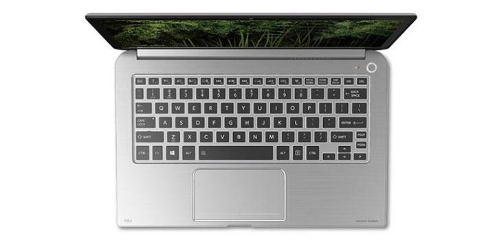 Ультрабук от Toshiba - KIRAbook 13 i7S1 Touch Ultrabook 2